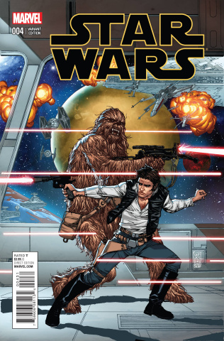 Star Wars #4 (Camuncoli Cover)