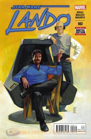 Star Wars: Lando #2