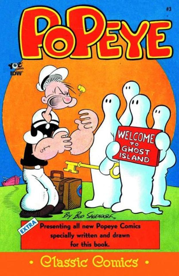 Classic Popeye #3