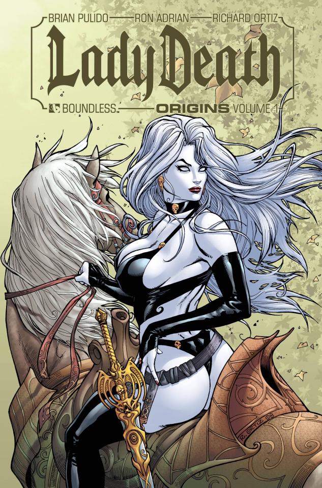 Lady Death Origins Vol. 1 (Signed Edition)