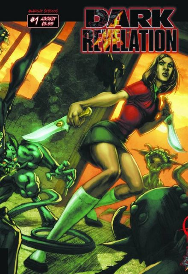 Dark Revelation #1