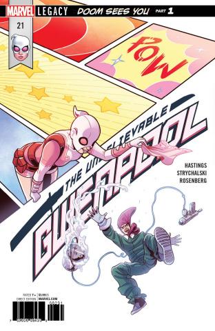 Gwenpool #21: Legacy