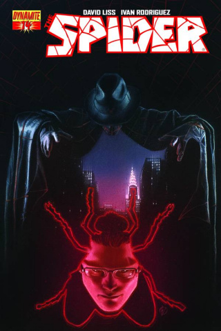 The Spider #14