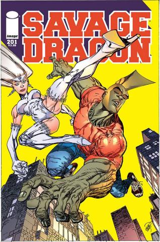 Savage Dragon #201