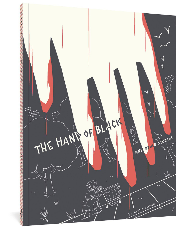 Fantagraphics Underground: The Hand of Black