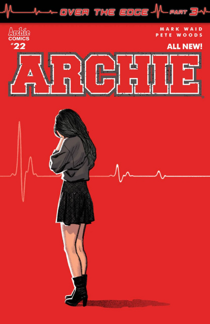 Archie #22 (Smallwood Cover)