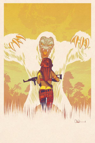 Gung-Ho: Sexy Beast #2 (10 Copy Charlie Adlard Virgin Cover)