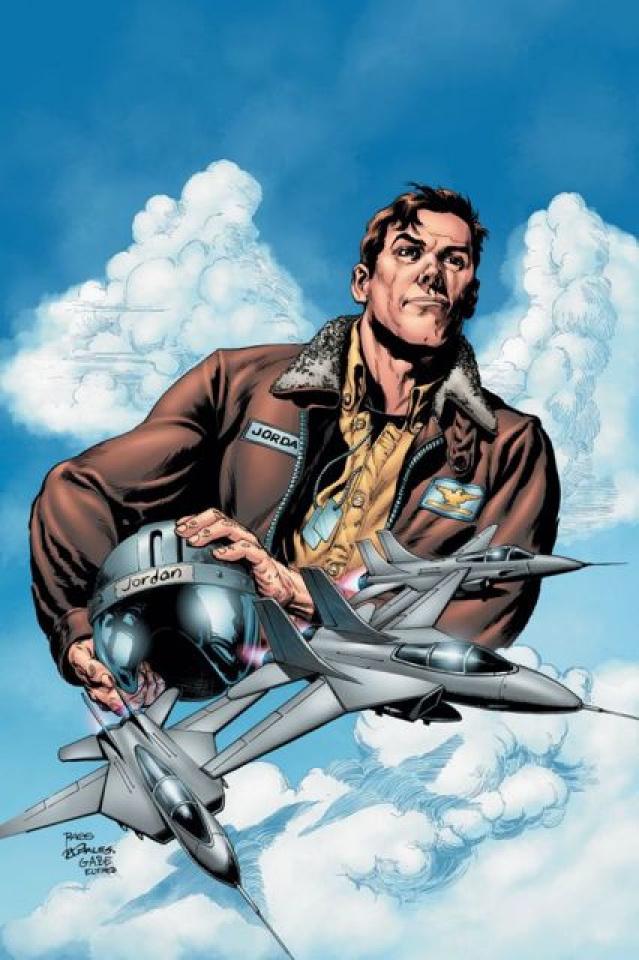 Flashpoint: Hal Jordan #1