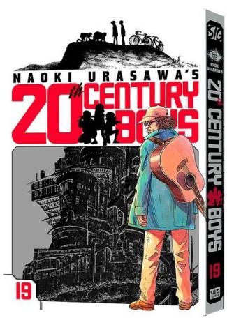 Naoki Urasawa's 20th Century Boys Vol. 19