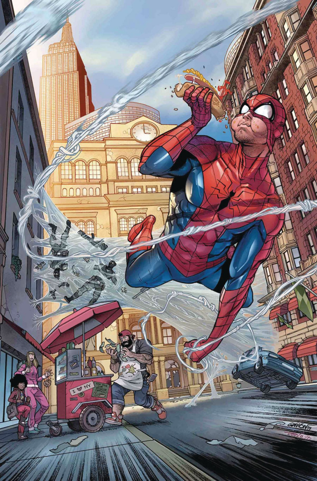 Peter Parker: The Spectacular Spider-Man Annual #1 (Garron Cover)