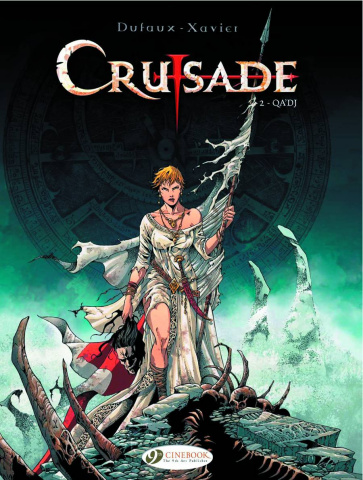 Crusade Vol. 2 Qa'dj