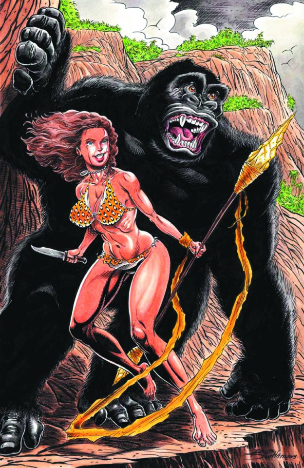 Cavewoman: Journey #1 (Durham Special Edition)