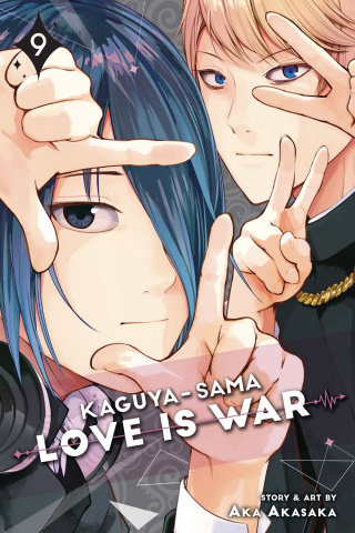 Kaguya-Sama: Love Is War Vol. 9