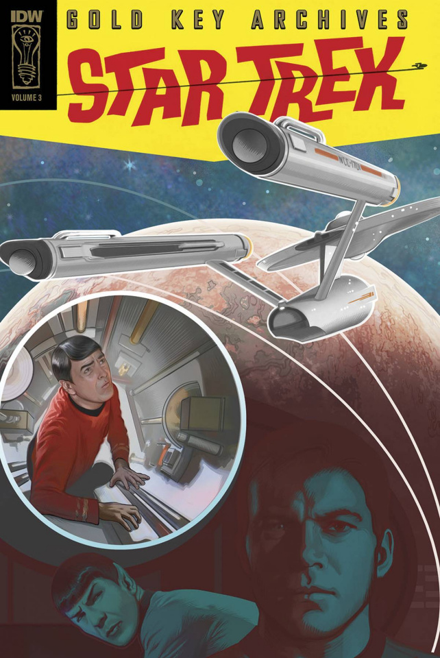 Star Trek: The Gold Key Archives Vol. 3
