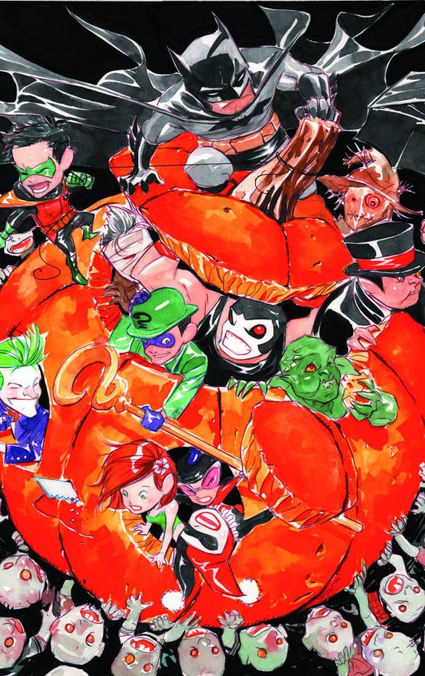 Batman: Li'l Gotham #1