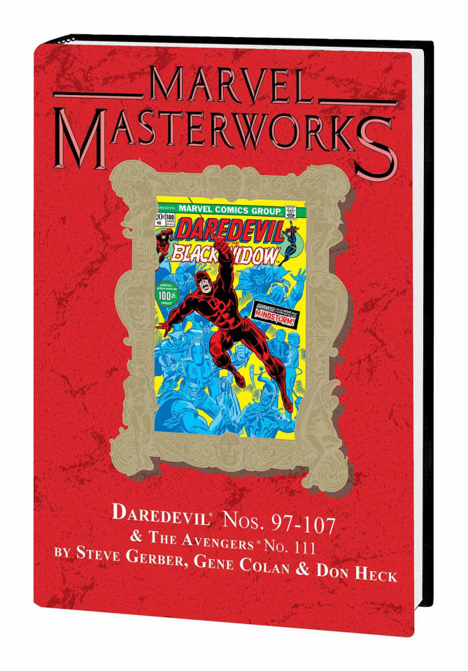 Daredevil Vol. 10 (Marvel Masterworks)
