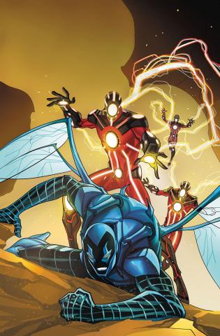 Blue Beetle #15
