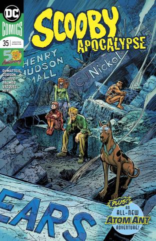 Scooby: Apocalypse #35