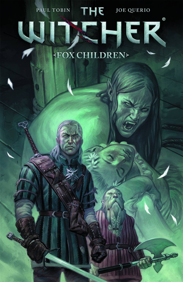 The Witcher Vol. 2: Fox Children