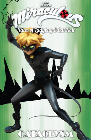 Miraculous: Tales of Lady Bug & Cat Noir - Cataclysm