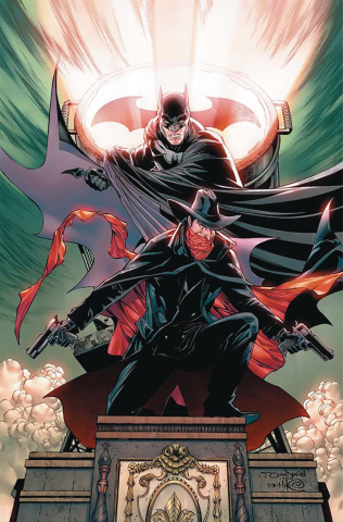 The Shadow / Batman #2 (20 Copy Daniel Virgin Cover)