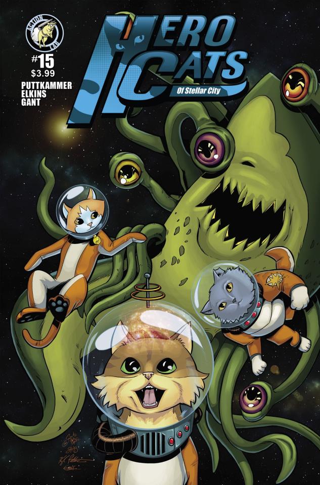Hero Cats #15