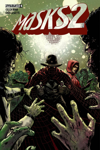Masks 2 #4 (Subscription Cover)