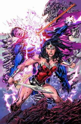 Superman / Wonder Woman #15