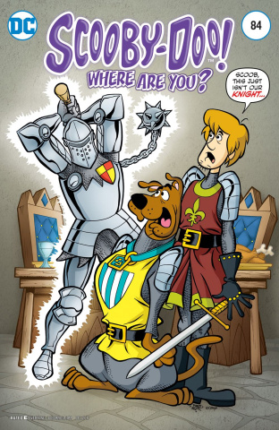 Scooby-Doo! Where Are You? #84