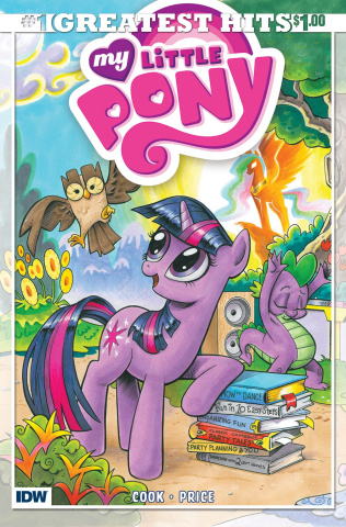 My Little Pony: Friendship Is Magic #1 (IDW Greatest Hits)
