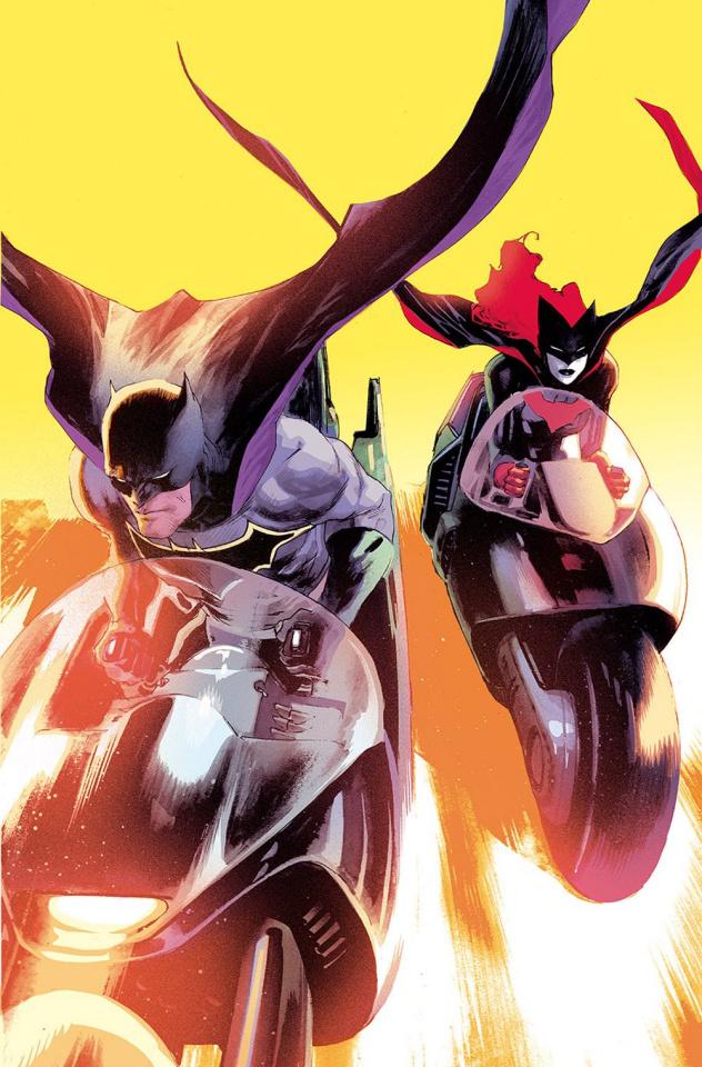 Detective Comics #970 (Variant Cover)