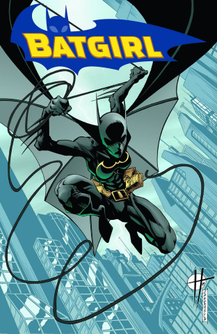 Batgirl Vol. 1: Silent Knight