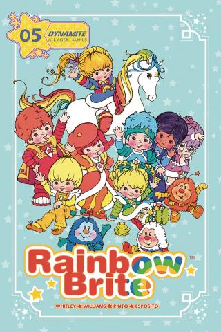 Rainbow Brite #5 (Classic Cover)