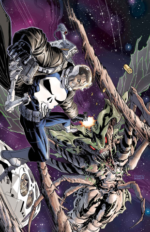 The Punisher Annual #1
