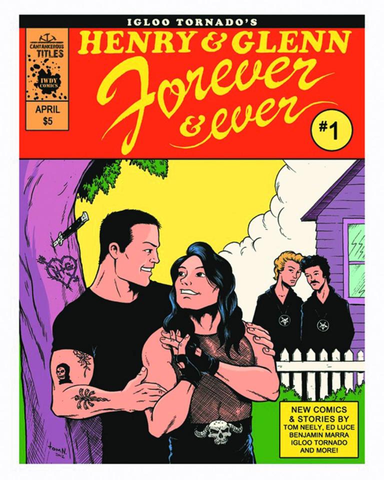 Henry & Glenn: Forever & Ever #1