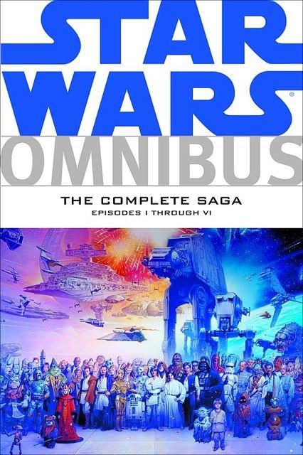 Star Wars Omnibus: The Complete Saga Episodes I-VI