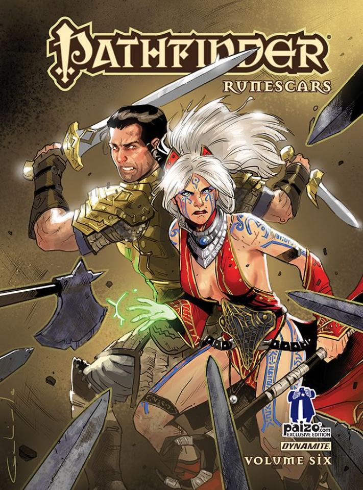 Pathfinder: Runescars Vol. 6 (Paizo Edition)