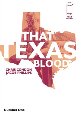 That Texas Blood #1 (3rd Printing)