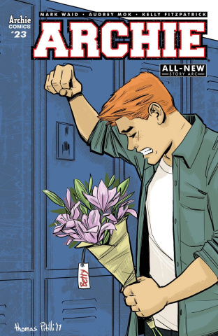 Archie #23 (Pete Woods Cover)