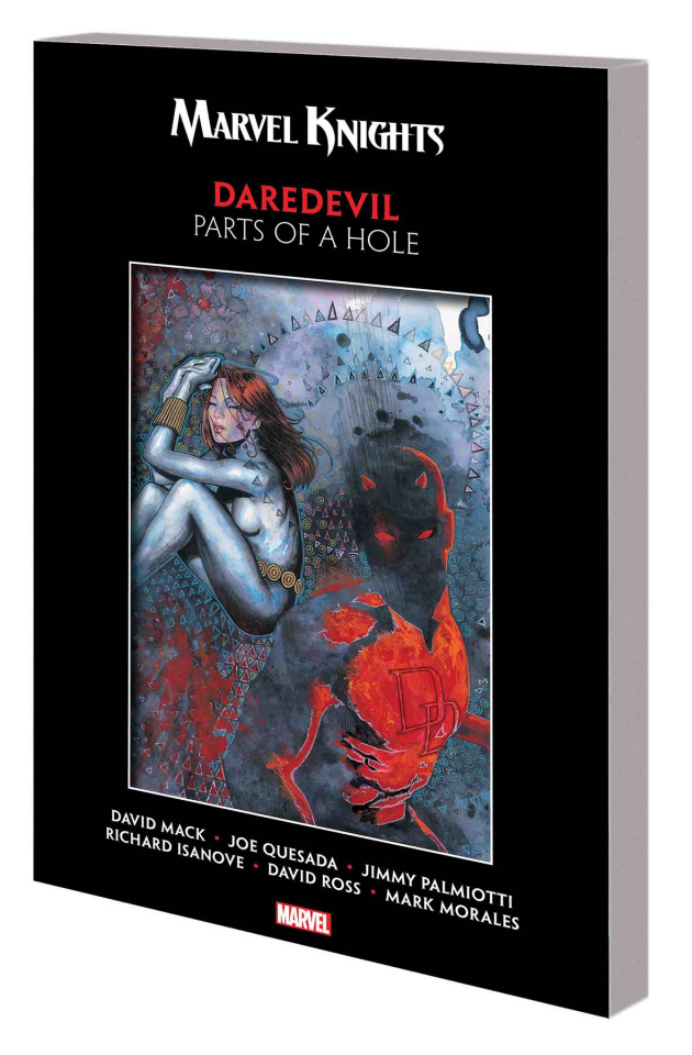 Marvel Knights: Daredevil by Mack & Quesada: Parts of a Hole