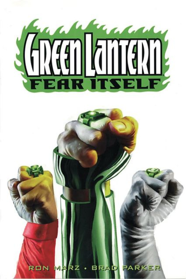DC Comics Presents: Green Lantern - Fear Itself #1