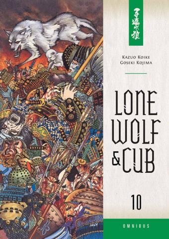 Lone Wolf & Cub Vol. 10 (Omnibus)