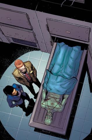 Weird Detective #3