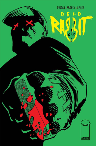 Dead Rabbit #1 (McCrea Cover)