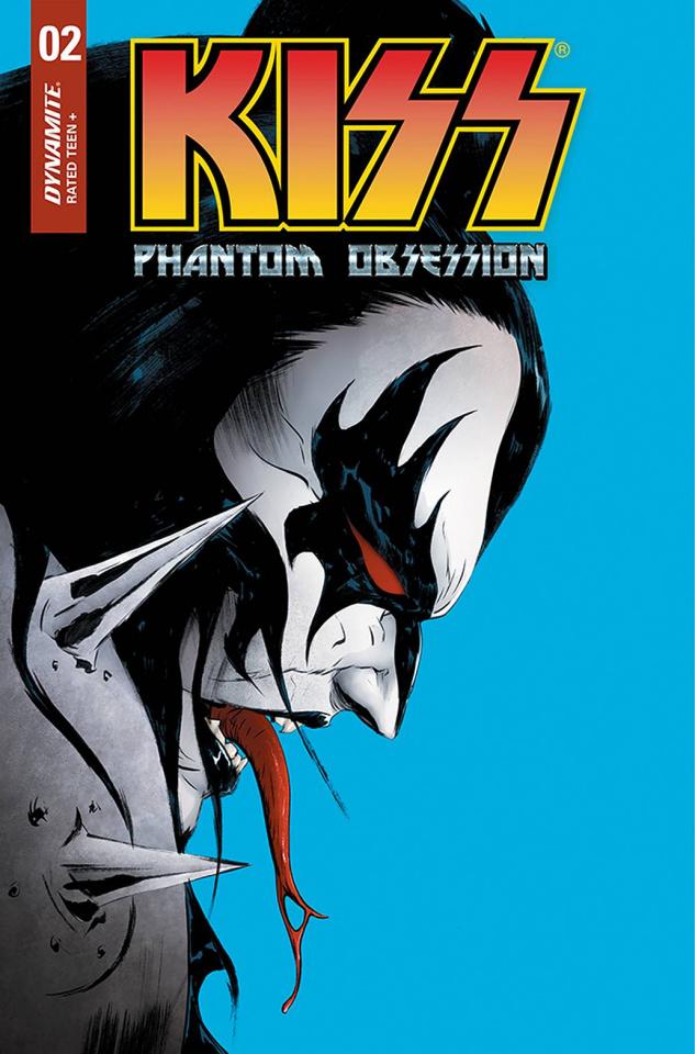 KISS: Phantom Obsession #2 (Lee Cover)