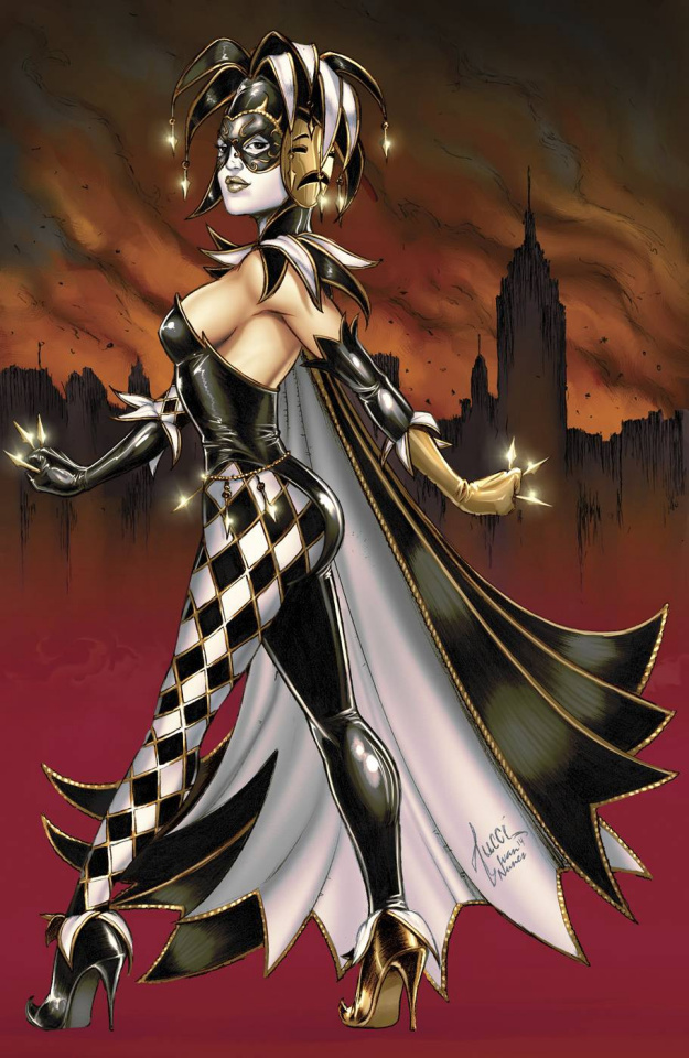 Grimm Fairy Tales: The White Queen #2 (Tucci Cover)