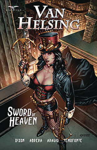 Van Helsing: The Sword of Heaven