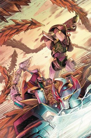 Mighty Morphin' Power Rangers #23