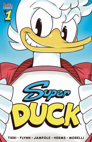 Super Duck #1 (Jampole Cover)