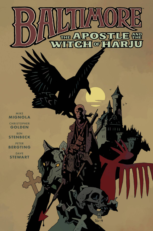 Baltimore Vol. 5: The Apostle & The Witch of Harju
